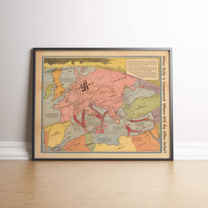 Europe in World War 2| WWii Map| WWii Poster| Military Art| Wall Prints| on korean war, map of vietnam war, map of the spanish civil war, attack on pearl harbor, map of philosophy, map of world war 11, map of air force, nazi germany, map of germany, map of world war 4, great depression, map of cold war, map of europe, map of 18th century, map of adolf hitler, cold war, atomic bombings of hiroshima and nagasaki, map of the war of 1812, benito mussolini, united kingdom, pearl harbor, vietnam war, adolf hitler, joseph stalin, map of world war 1, soviet union, map of pearl harbor, axis powers, map of world countries, franklin d. roosevelt, map of post ww2, map of world war ii animated, map of american history, map of aviation, american civil war, map of korean war, world war i, united states of america,