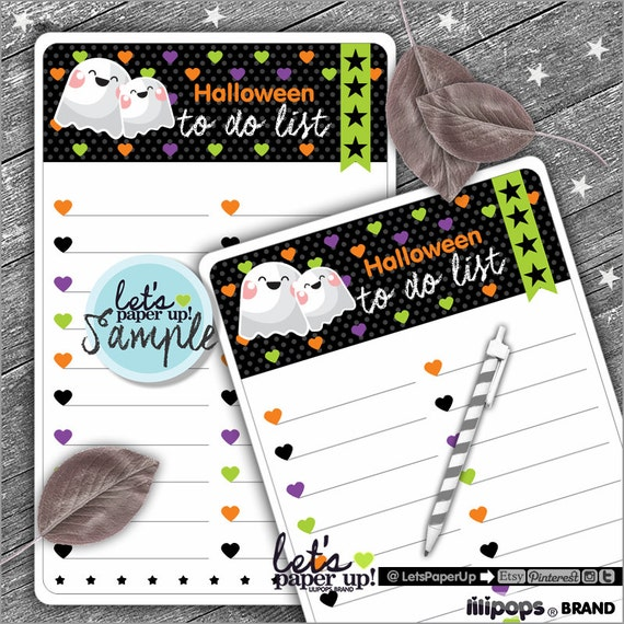 photograph regarding Halloween Stationery Printable referred to as Printable Halloween Notes, Halloween Stationery, Halloween
