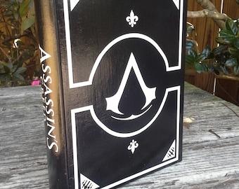 Assassin's Creed  - Wood stash box