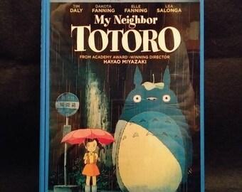 My Neighbor Totoro -  wood stash box