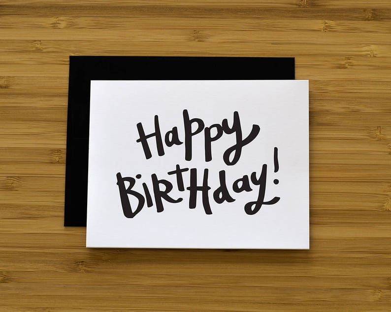 Happy Birthday Greeting Card Designer
