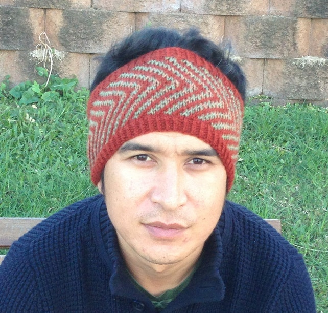 Knitting Pattern Knit Headband Pattern Knit Earwarmer Etsy