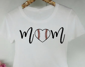 N E W *******Sports Mom shirt   Football   Baseball   Volleyball   Soccer   Basketball  