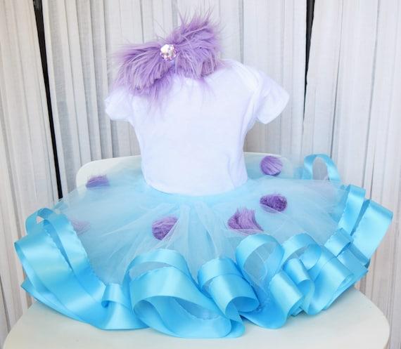 Fine Monsters Inc 1St Birthday Tutu Outfit Monsters Inc Cake Etsy Funny Birthday Cards Online Kookostrdamsfinfo