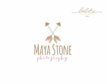 Pre-Made-logo Maya Stone photography
