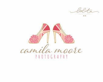 Pre-Made-logo Camila Moore Photography