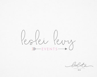 Pre-Made-logo Leslei Levy Events