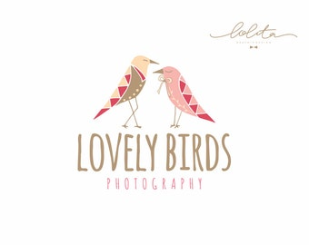 Pre-Made-logo Lovely Birds Photography