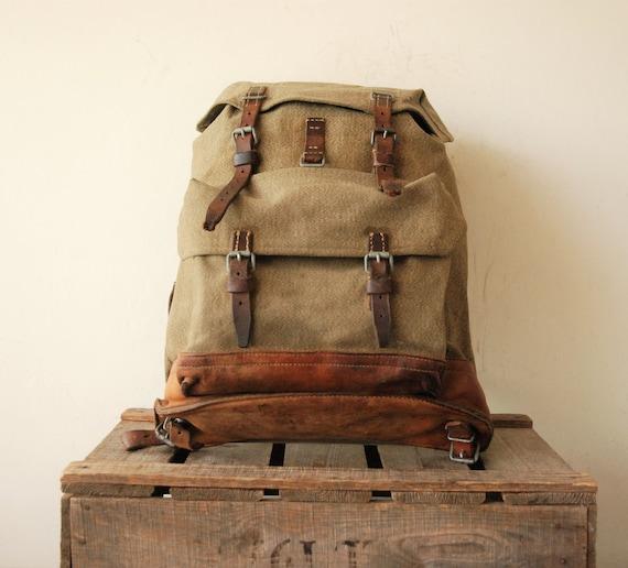 Swiss Army Backpack - Rucksack Salt and Pepper - V