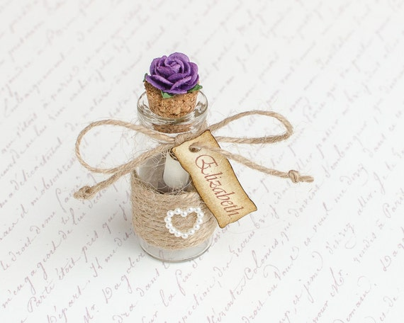 Will You Be My Bridesmaid Message In A Bottle Bridesmaid Etsy