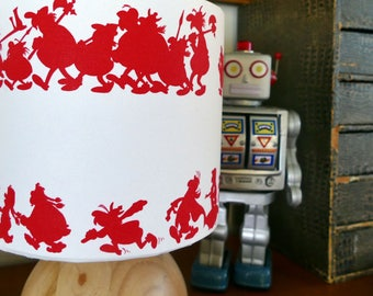 20cm Asterix Table Lampshade