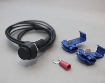 VanagonLEDs Door Open Push Button For Lighting Kit
