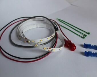 VanagonLEDs Door Open Footwell Lighting Kit V1.0