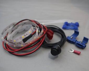 VanagonLEDs Door Open Footwell Lighting Kit Version 2.0