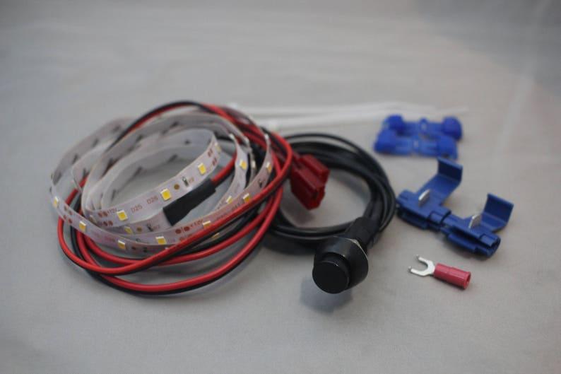 VanagonLEDs Door Open Footwell Lighting Kit Version 2.0 image 1