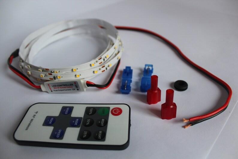 VanagonLEDs Wireless Spice Rack Kit Version 2.0 image 0