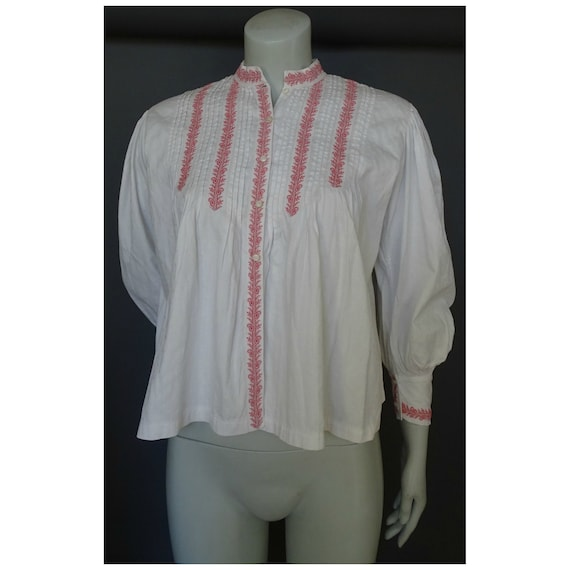 Vintage 1930s/30s 1940s/40s Embroidered Hungarian