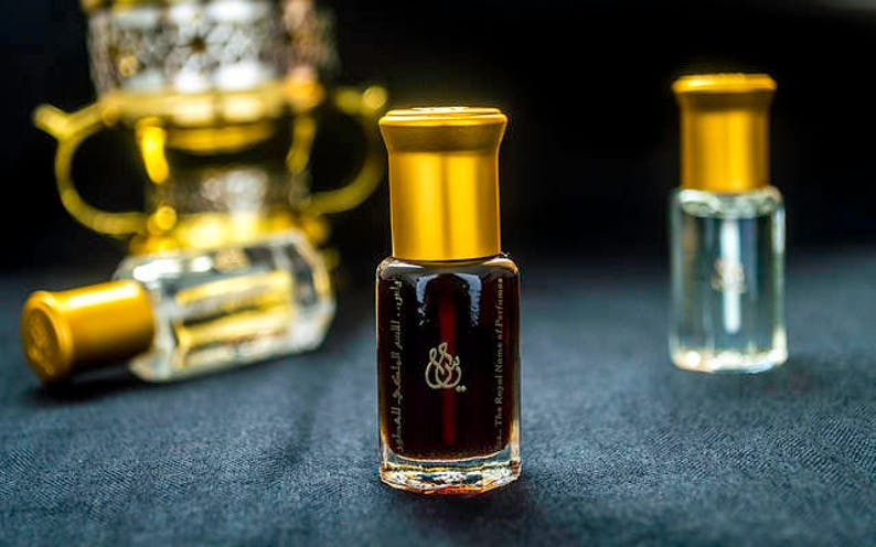 Saudi Arabian Oud Oil-100% Genuine Saudi Arabian Oud made from image 0