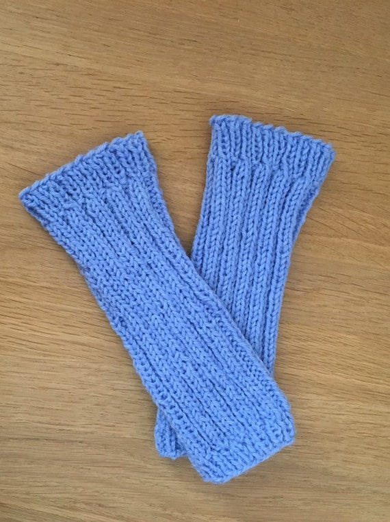 White One Size BabyLegs White Ribbed Leg Warmers