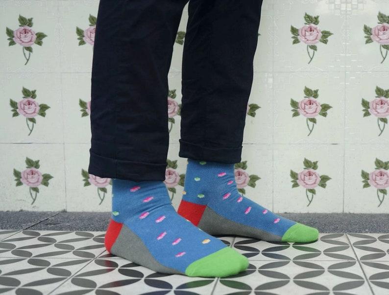 Kueh Lapis Freshly Pressed Socks