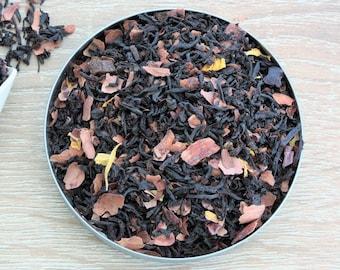 Tea - Rich Chocolate Tea  - Loose Leaf Black Tea