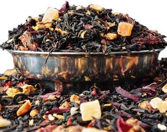 Mango & Passion Fruit Tea - Loose Leaf Tea - Tea - Tea Gift