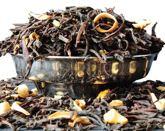 Earl Grey Loose Leaf Tea - Loose Leaf Tea - Tea - Tea Gift - Pyramid Teabags