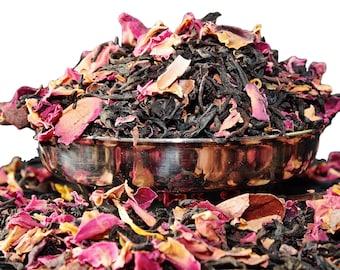 Chocolate Rose Loose Leaf Tea - Chocolate Tea - Tea - Loose Leaf Tea - Tea - Tea Gift