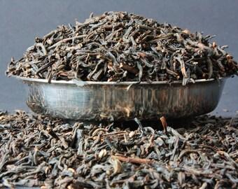 Decaffeinated Black Tea  - Decaf Breakfast Tea - Large Leaf Ceylon - Loose Leaf Tea - Tea - Tea Gift -
