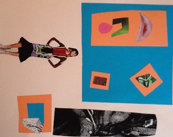 Collage Artworks