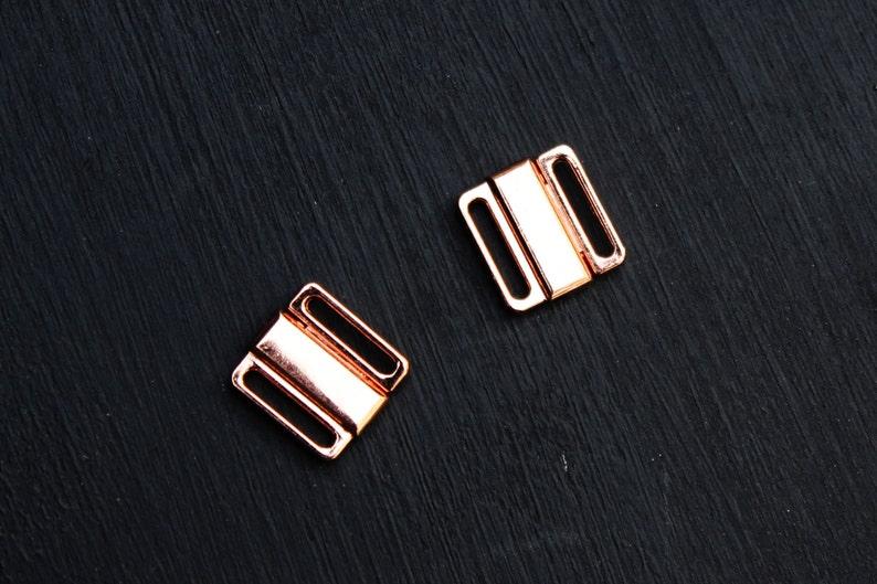 a5abd442d6786 1 2 12mm Rose Gold Metal Bikini Clasps Bra Front