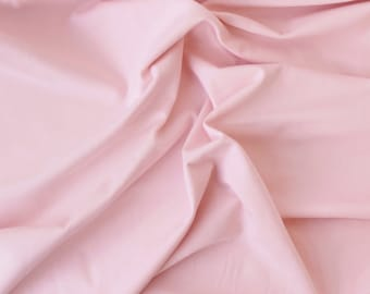 1/2 YD Bright Pink Organic Cotton Jersey Spandex - Perfect for sewing underwear