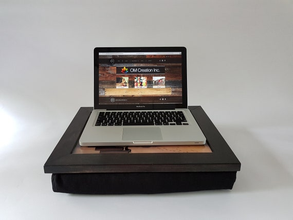 Lap Desk Laptop Tray Laptop Stand Tv Tray Cushioned Tray
