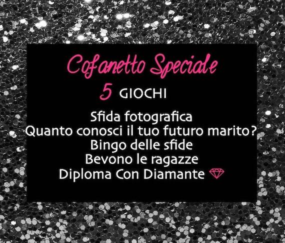 Konsait Photo booth Matrimonio, Addio Al Nubilato Photobooth oro rosa foto props Gadget.