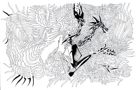 30 x 21 cm / 118 w x 8.2 alas de ángel blanco y | Etsy