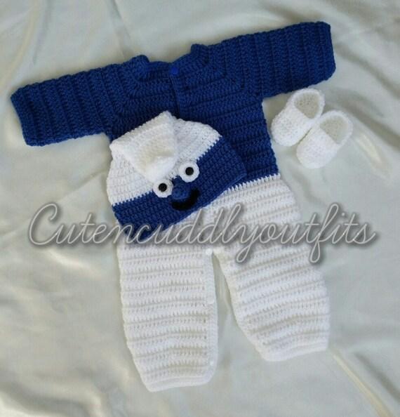 Häkelanleitung für Baby Baby-jungen häkeln Muster Häkeln | Etsy