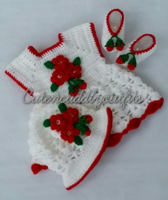 d3e63b2bd24 Baby crochet Pattern Baby Shoes baby Hat Christmas baby