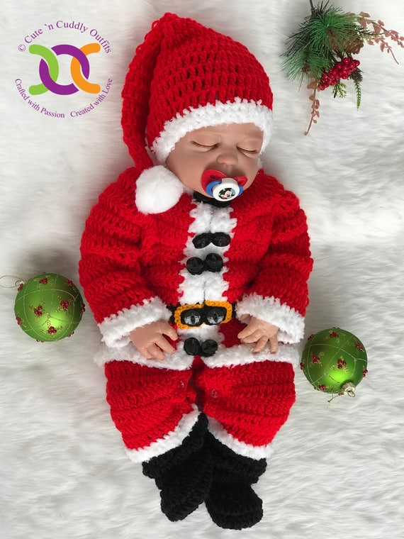 Baby Christmas Outfit Baby Boy Christmas Outfit Christmas Etsy