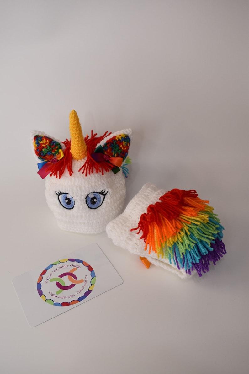 9559f09c2 Baby photo props, Unicorn baby photo prop, Unicorn Photo Prop, baby shower,  baby gift, Unicorn hat, Crochet baby sets, Baby Photo Props
