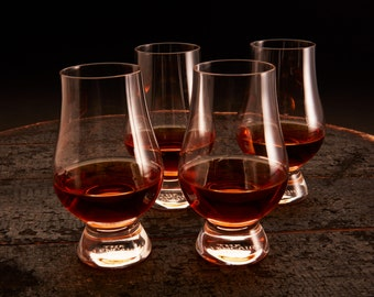 Monogram Glencairn Whiskey Glasses, Engraved Whiskey Glasses for Flight Boards, Whiskey Tasting Glasses, Engraved Scotch Glasses