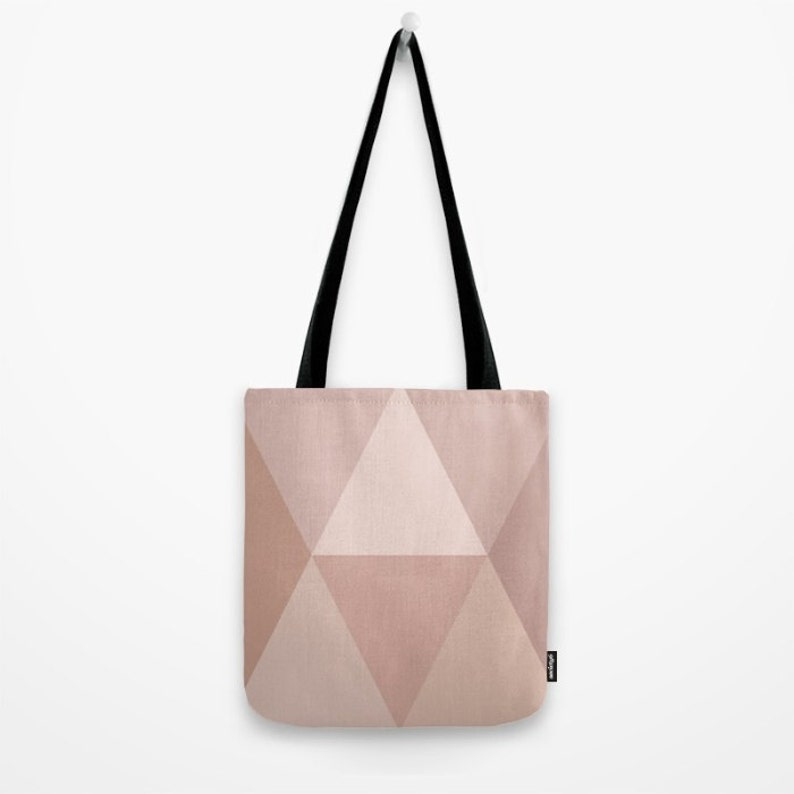 Blush tote bag Blush bag Blush canvas tote bag shopping bag shopping canvas bag gift for her Blush shoulder bag canvas bag shopping tote