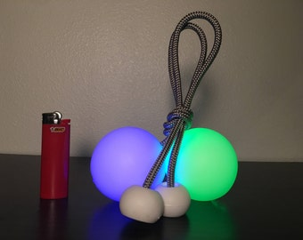 Pocket Sized LED Contact Poi