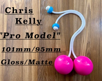 """TOS """"Chris Kelly Pro"""" 101mm   95mm   Contact Poi"""