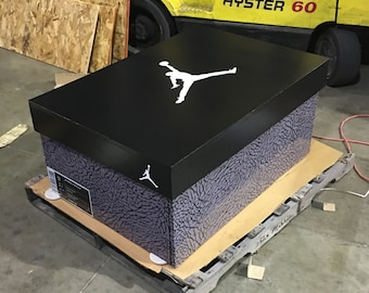 61531b05961 Giant Air Jordan Shoebox Storage Elephant Print (smaller version)