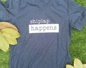 Shiplap Happens Tee...