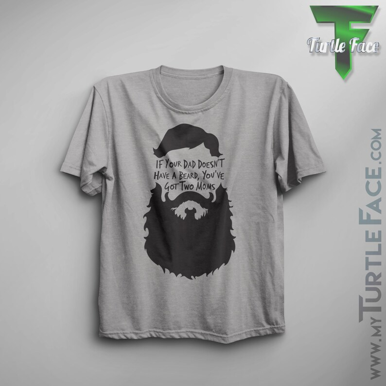 a5b19dee Youth If Your Dad Doesn't Have a Beard Tee You've Got | Etsy