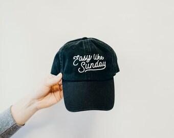 666efbd3cb545 Easy Like Sunday Baseball Cap