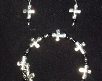 Silver Crosses