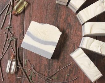 Fierce   Full Size Artisan Bar Soap