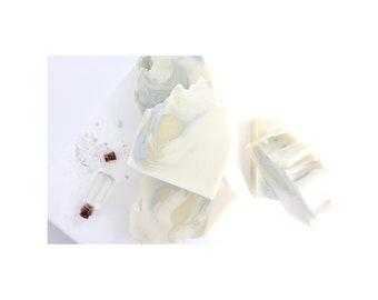 Lemon Verbena Soap Bar   Full Size Artisan Bar Soap